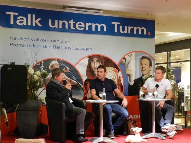 Talk Unterm Turm