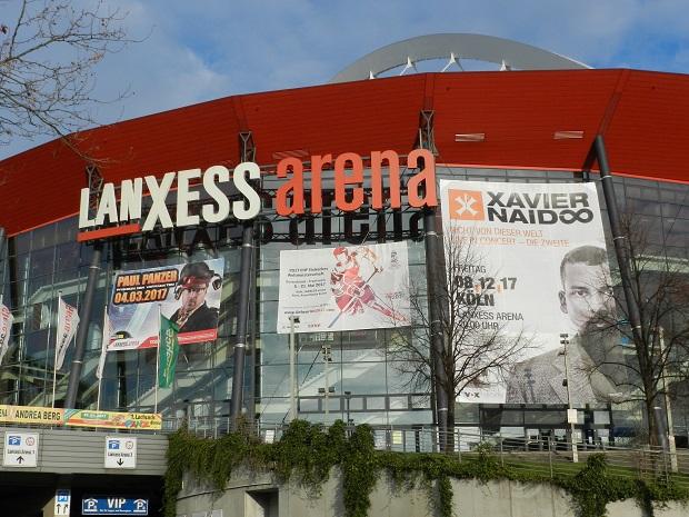 größte arena deutschlands