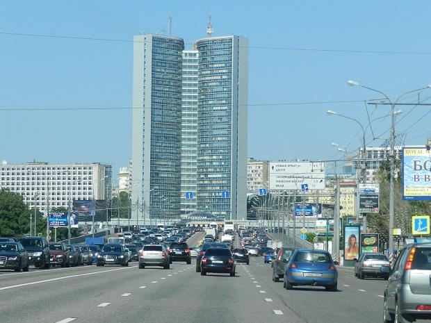 Moskau Wirtschaft