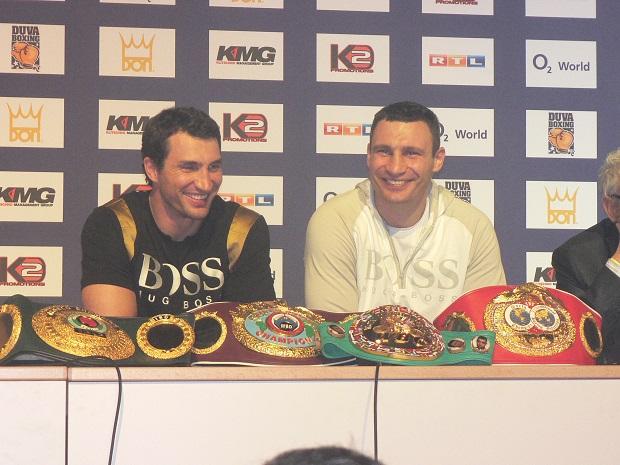 Klitschko Brother