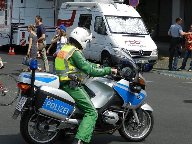 polizei-roller