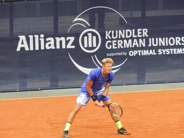 Tennis Deutsch